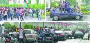 Radio Biafra: Protest Turns Bloody, Four Shot, 15 Injured Port Harcourt